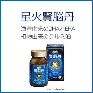 イスクラ 星火賢脳丹 DHA EPA クルミ油